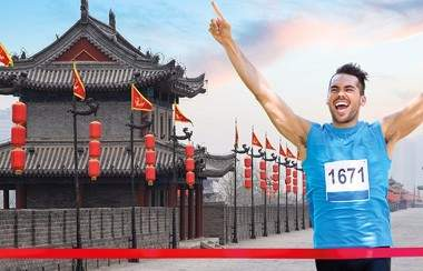 Run The Iconic Xian Half marathon