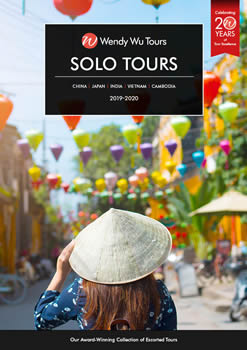 Solo Tours brochure