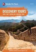 Discovery Tours brochure