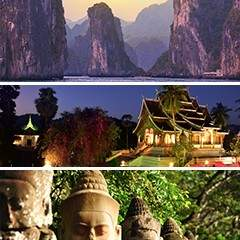 Heart of Indochina Tour