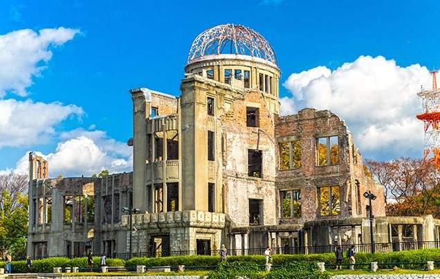 Day 9 Hiroshima and Miyajima