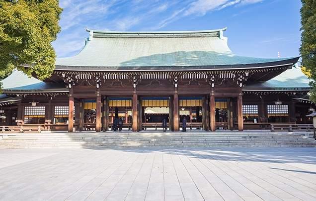 Day 4 Meiji Shrine