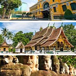 Indochina Delights Private Tour Tour
