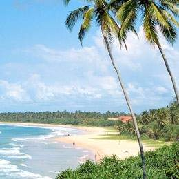 Sri Lanka Beach Stay Tour