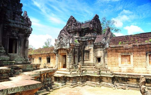 Day 25 Siem Reap experiences