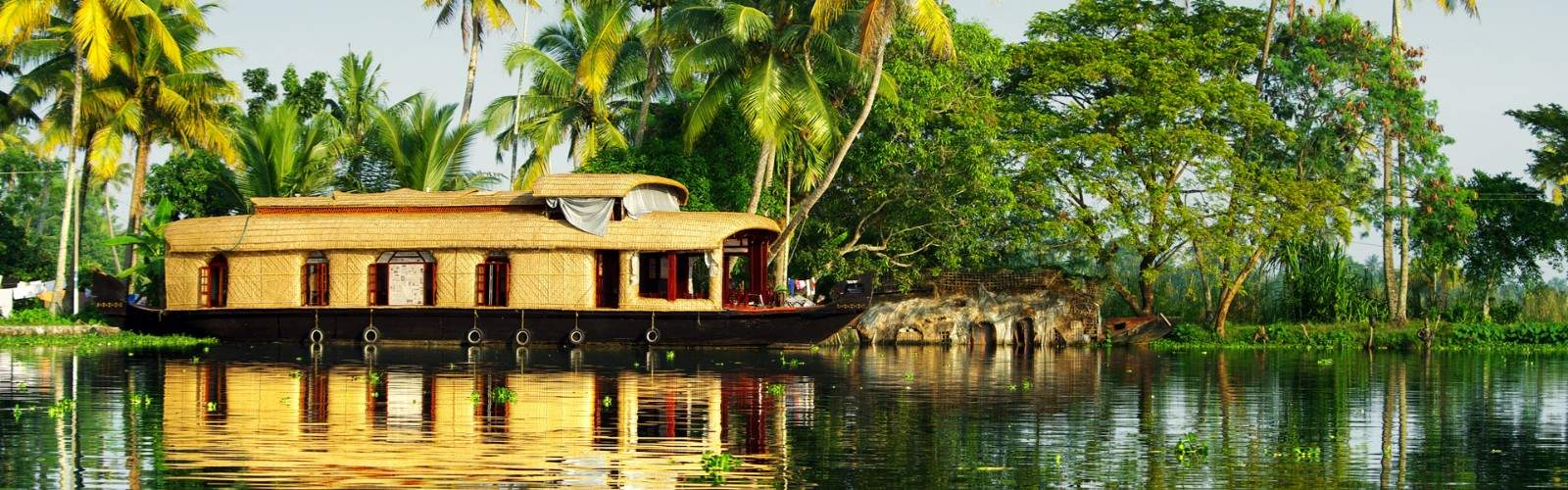 Kerala Backwater Cruise Tour | Wendy Wu Tours