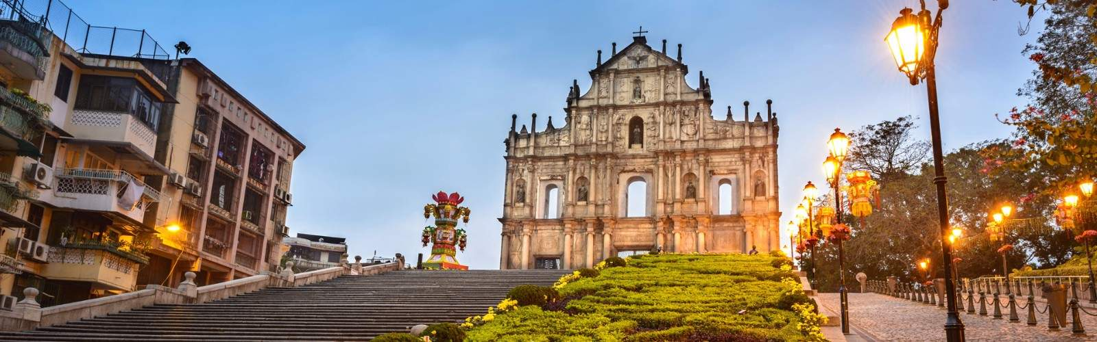 Macao Tour | Wendy Wu Tours