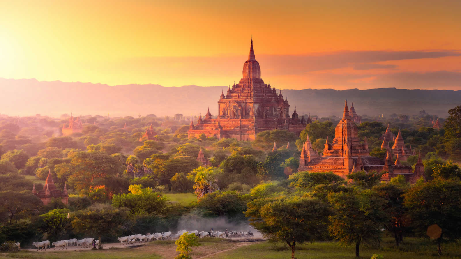 Hidden Treasures of Burma Tour Tour | Wendy Wu Tours