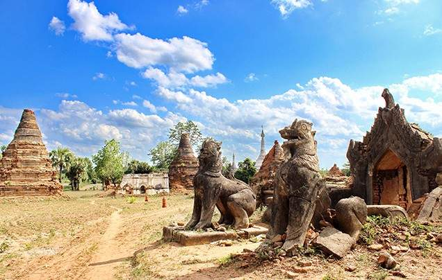Day 11 Tagaung Ancient City