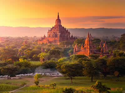 Hidden Treasures of Burma Tour