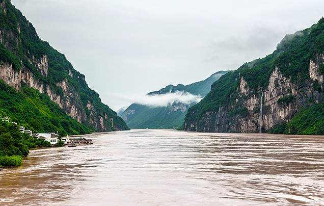 Day 10 Qutang and Wu Gorges