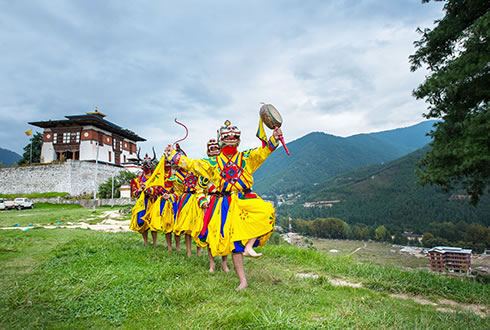 Himalayan Kingdoms Tour Tour