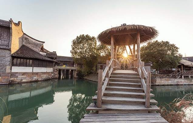 Day 2 Wuzhen water town