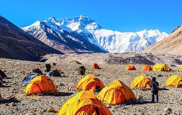 Day 9 Mount Everest Base Camp