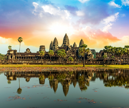 Angkor to the Bay Tour