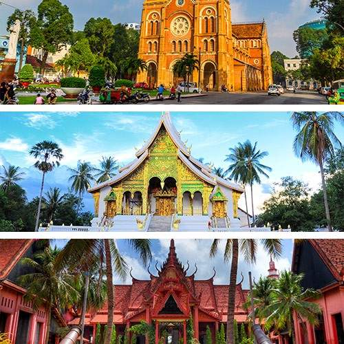 Grand Tour of Indochina Tour