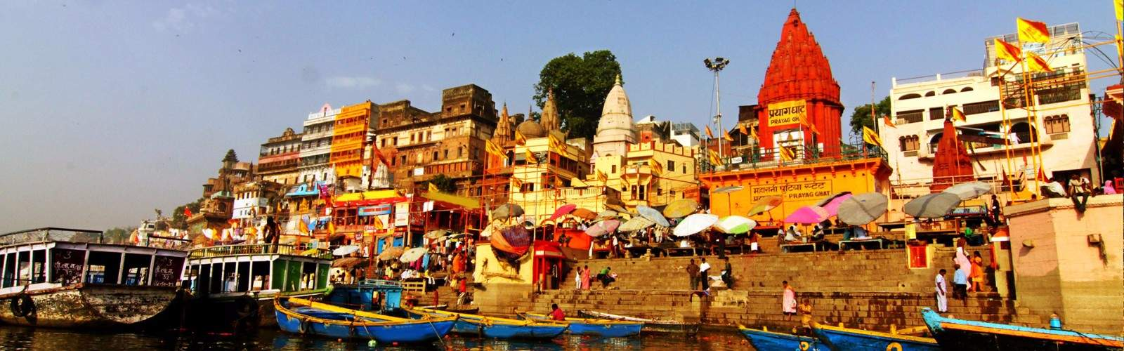 Ganges Boat Ride Holidays