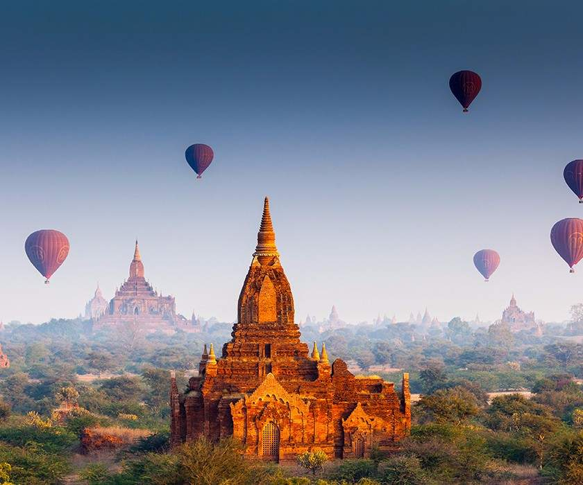 Hidden Treasures of Burma Tour Tour