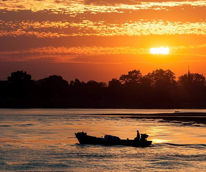 Irrawaddy Voyager tour