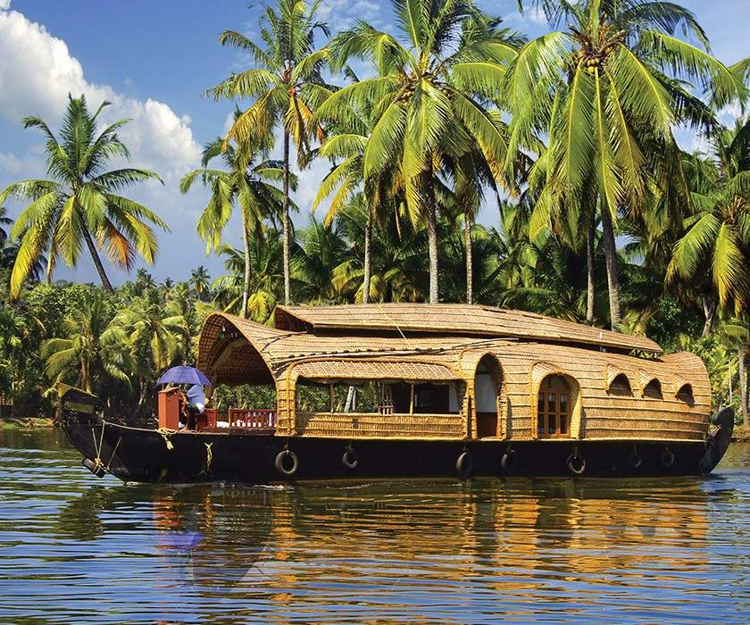Kerala Backwater Cruise Tour