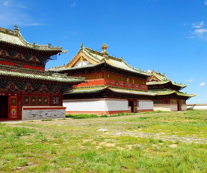 Mongolia and the Naadam Festival Tour