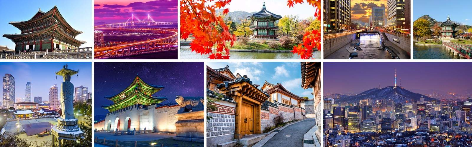 Wendy Wu Tours South Korea Holidays