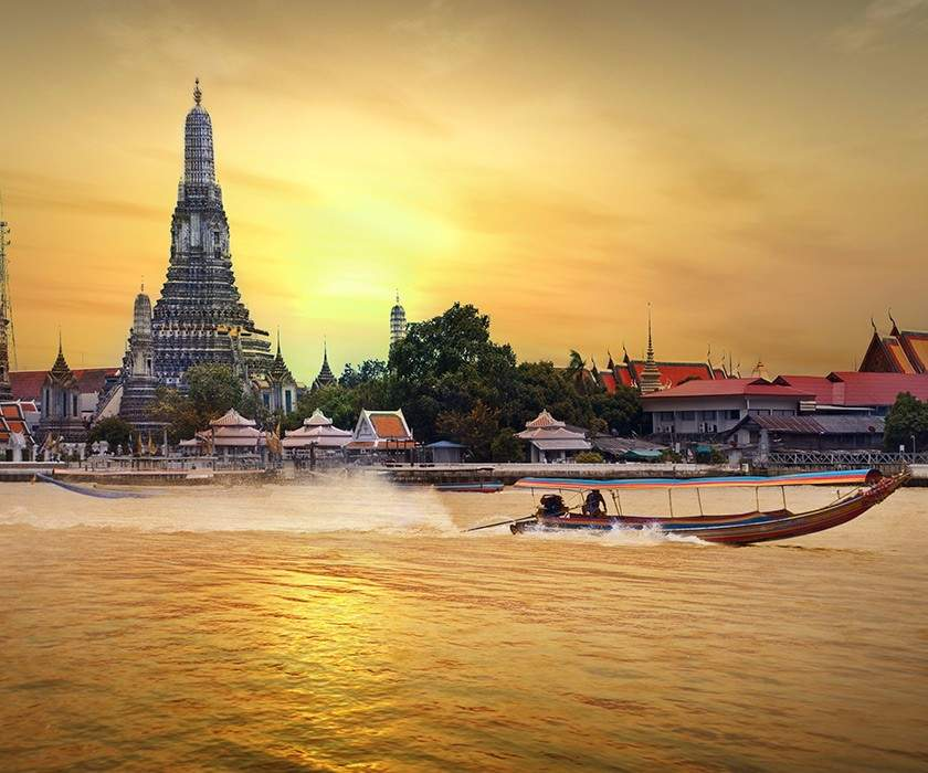 Thailand Highlights Tour