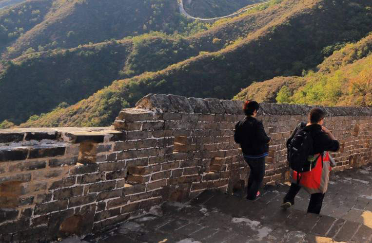 Great Wall Hike Tour