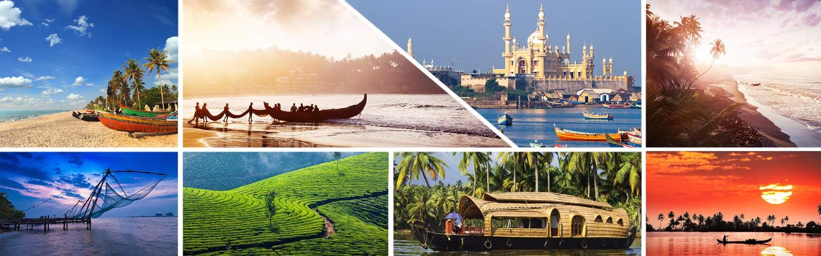 Wendy Wu Tours Kerala Holidays