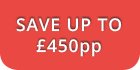 Cruise & Beach - save up to £450