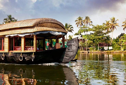 Kerala Backwater Cruise