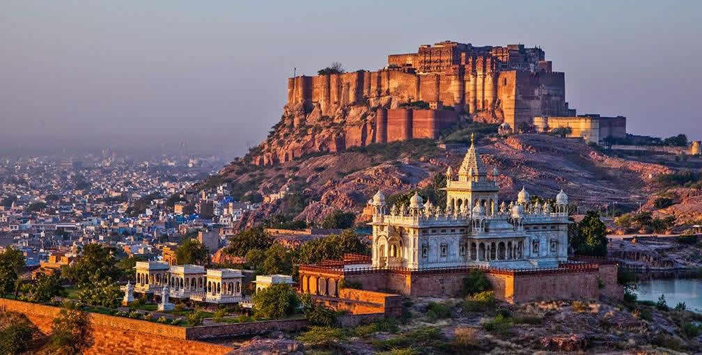 Private Mehrangarh Fort Tour