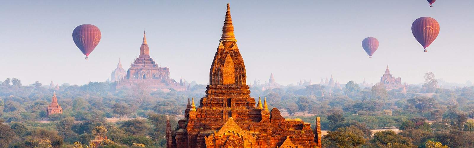 Tours Visiting The Temples of Bagan, Burma  Wendy Wu Tours
