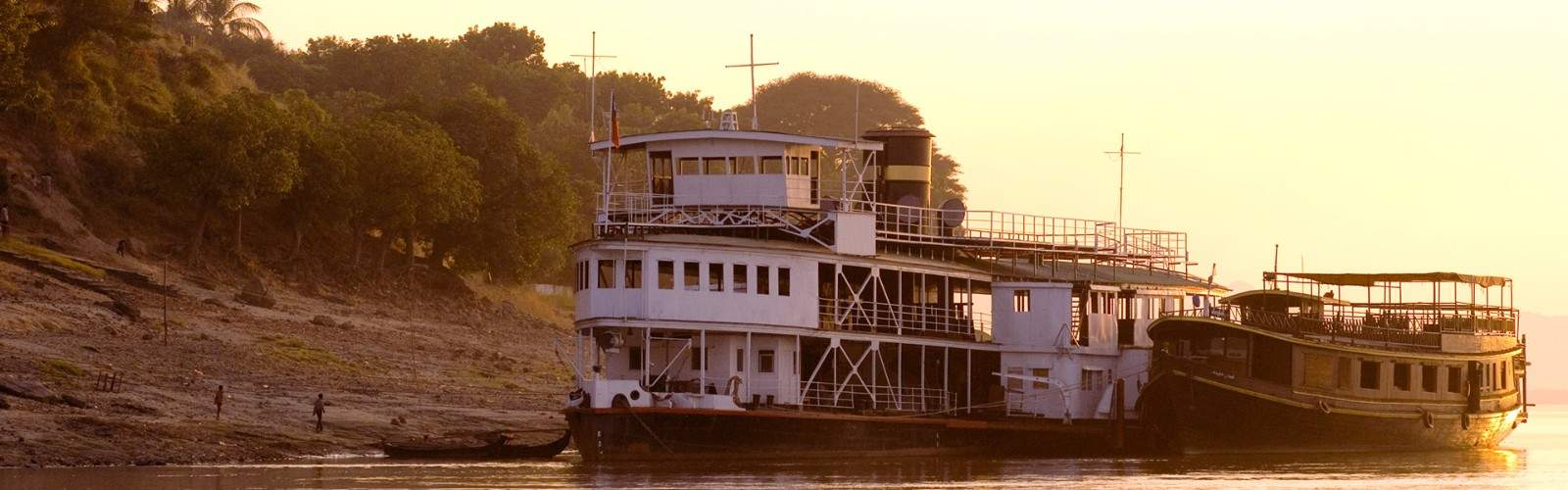 Irrawaddy River Cruise Holidays