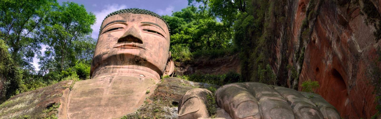 Grand Buddha of Leshan