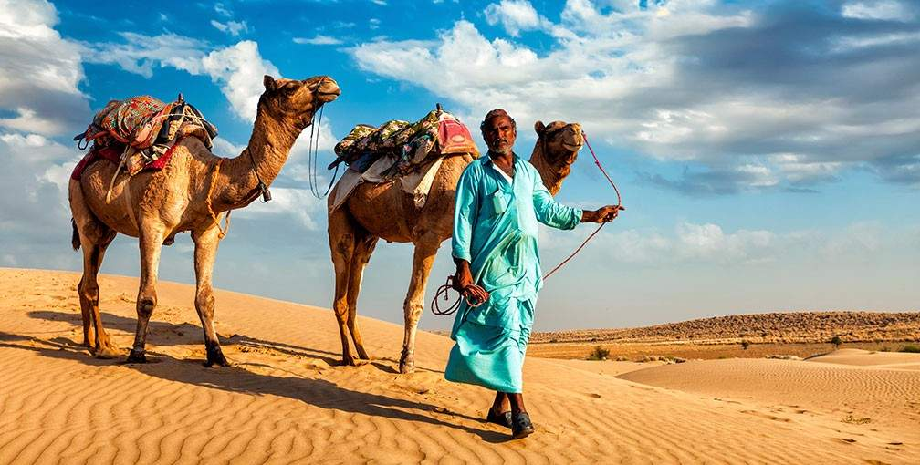 Rajasthan by Jeep