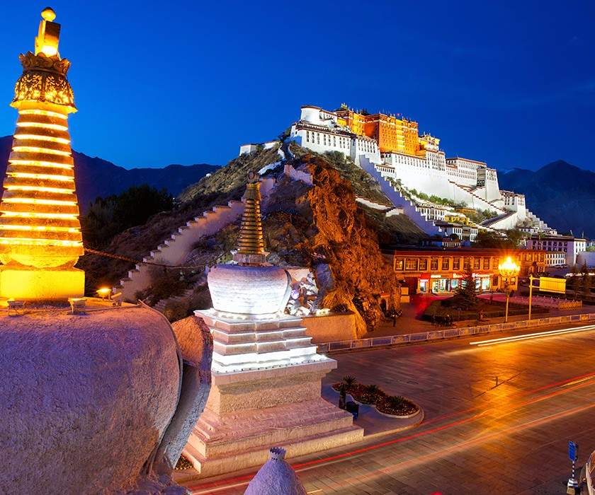 China & Tibet Discovery