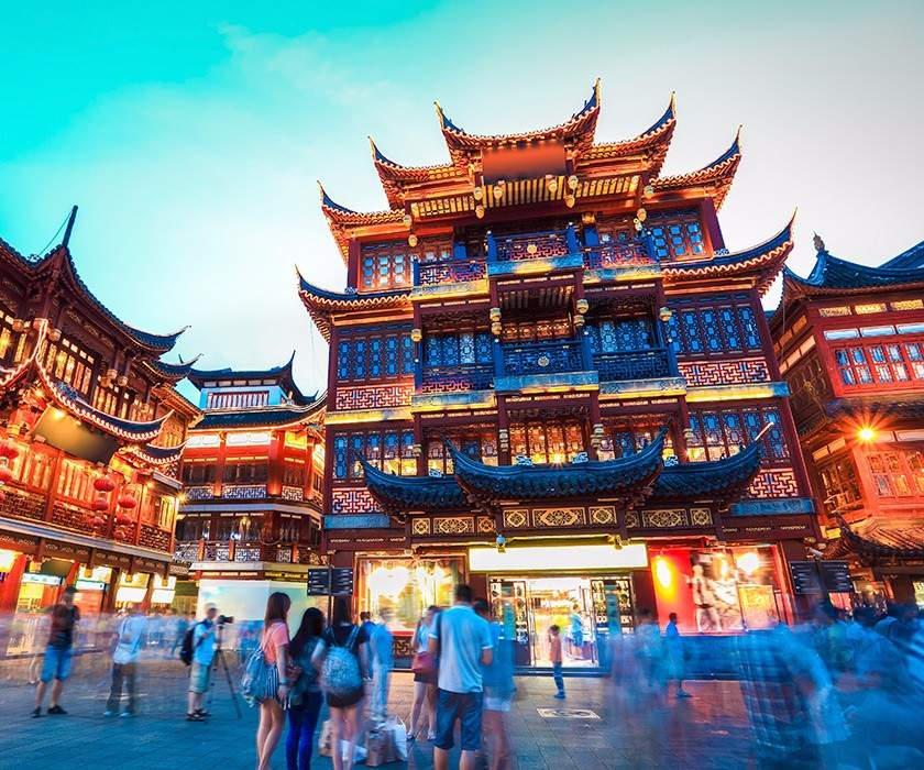 Classical China with Shangri-La Tour
