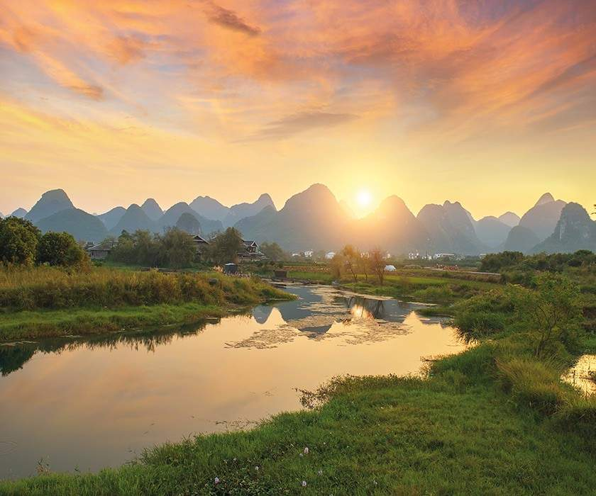 Guilin & Yangshuo & Longji Tour