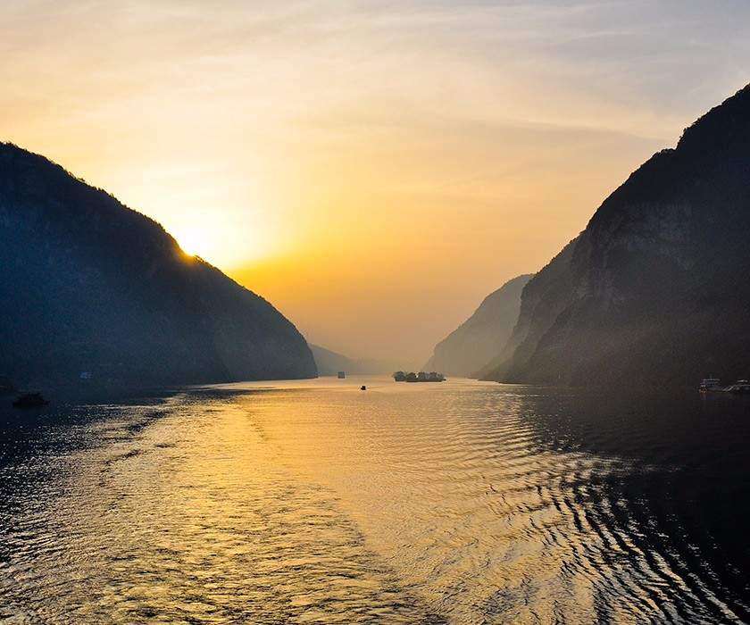 Pure Yangtze Tour