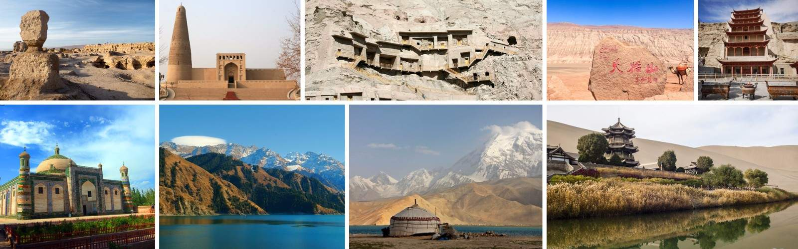 Wendy Wu Tours The Silk Road Holidays